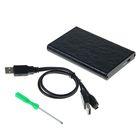 """Внешний корпус 2.5"""" Gembird EE2-U2S-70L, USB 2.0, SATA, черный"""