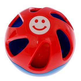 Игрушка развивающая 'Шар цветной', цвета МИКС Ош