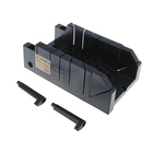 Стусло TUNDRA comfort, 310х120 мм, 0, 45, 90 и 225°, с двумя эксцентриками, пластиковое
