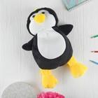 Мягкий рюкзак «Пингвин», жёлтые лапки