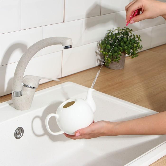 Brush for dishes 30х0,5 cm