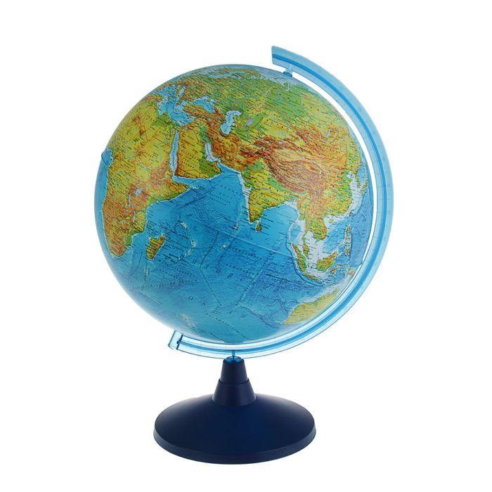 Глобус физический «Классик Евро», диаметр 400 мм