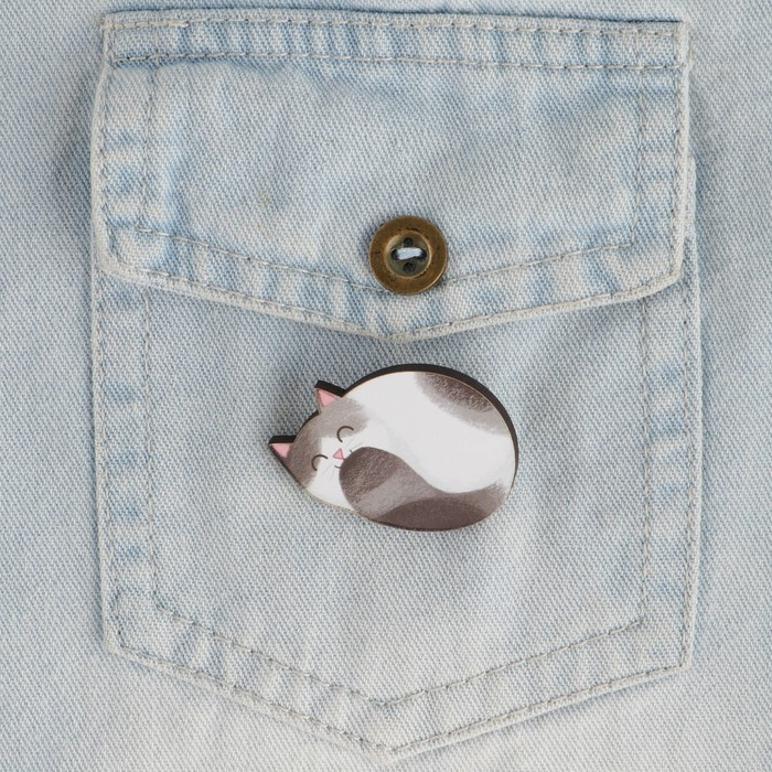 Открытка со значком «Оберег на гармонию в дом», 4,1 х 2,9 см - фото 7470385