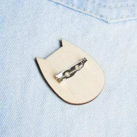 Открытка со значком «Талисман от сглаза», 2,9 х 3,7 см - фото 7470401