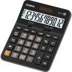 Калькулятор настольный Casio DX-12B 12-разрядный, большой дисплей, черный