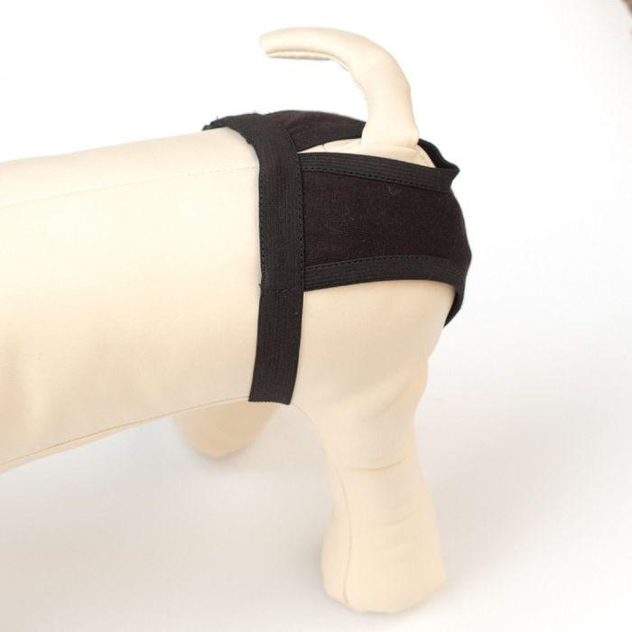 Трусы для собак трикотажные OSSO, размер XS (талия 21-40 см, глубина 23 см)