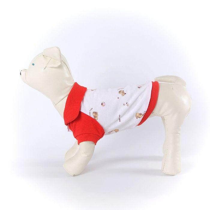 Поло OSSO для собак, размер 25