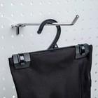 Вешалка для брюк L=16.5, цвет чёрный