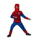 Карнавальный костюм «Человек-паук», текстиль, размер 38, рост 152 см