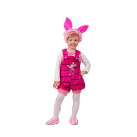 Детский карнавальный костюм «Хрюня», плюш, рост 104 см