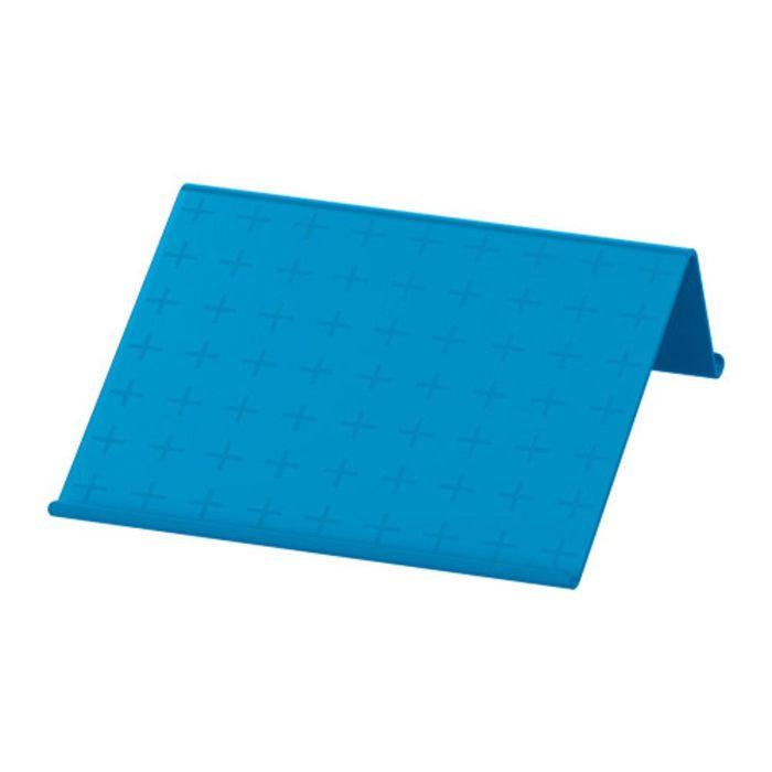 Подставка для планшета, цвет синий ИСБЕРГЕТ