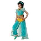 Карнавальный костюм «Жасмин», бархат, размер 30, рост 116 см
