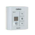 Терморегулятор CALEO 320, светодиодный, 2000 Вт, белый