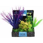 Композиция из пластиковых растений 15см PRIME M617