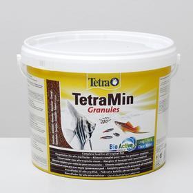 Корм TetraMin Granules для рыб, гранулы, 10 л.