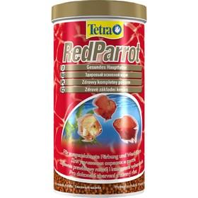 Корм TetraRedParrot для красных попугаев, подушечки, 1 л.