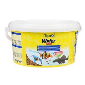 Корм TetraWaferMix для рыб, таблетки, ведро, 3,6 л.