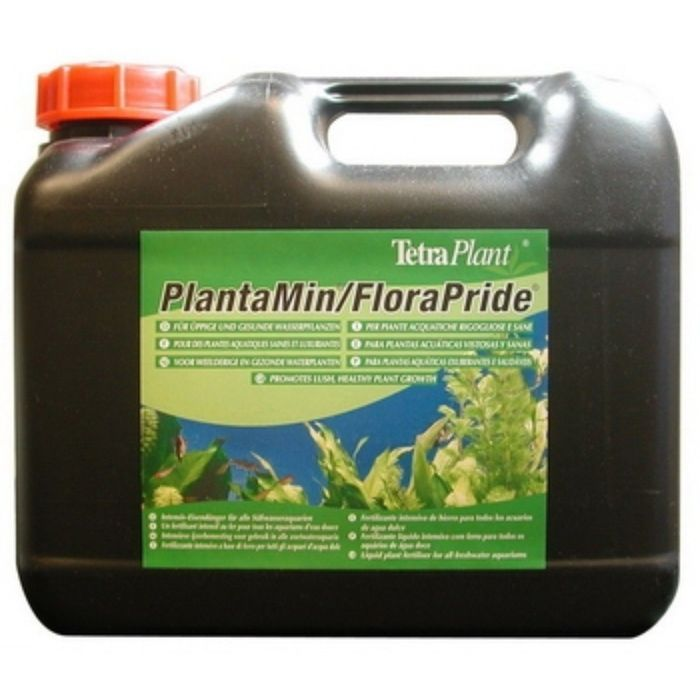 Удобрение с железом жидкое на объем 10000л,PlantaMin 5л,
