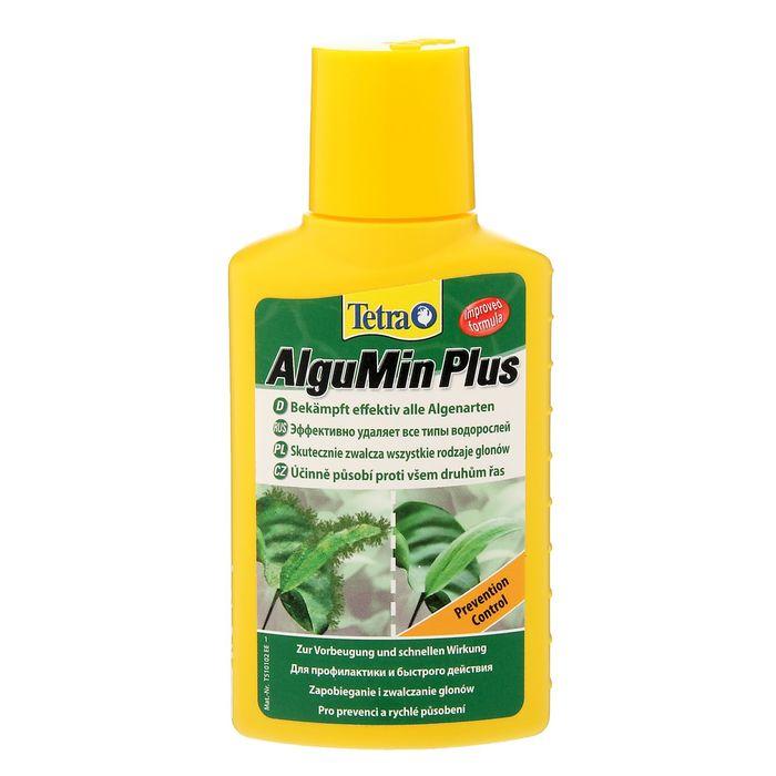 Средство против водорослей продолжительного действия на 200 л, AlguMin Plus, объём 100 мл