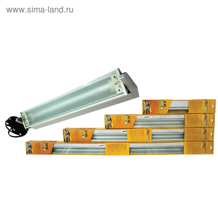 Светильник террариумный Т5 1х39 Ватт 91х9х3см