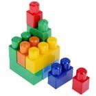 Конструктор детский, большой, 45 деталей - фото 105632584