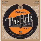 Струны для классической гитары D`Addario EJ43 PRO ARTE  Light