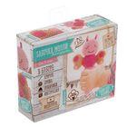 Мягкая игрушка «Пчелка Молли», набор для вязания, 10 см × 4 см × 14 см