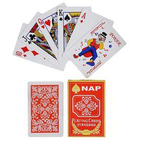 Карты игральные бумажные Nap, 54 шт., 5,5 × 8,5 см