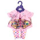 Одежда для кукол BABY Born «Удобная одежда для дома»