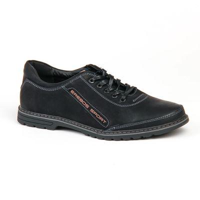 Ботинки мужские арт. 808-3 (черный) (р. 44)