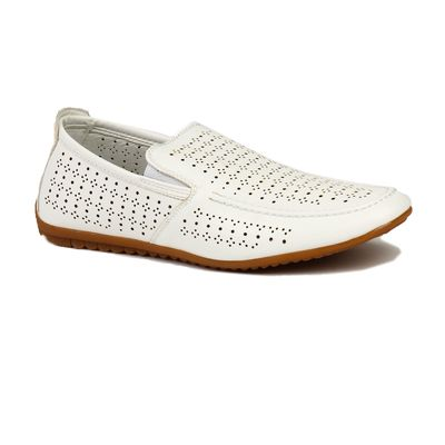 Туфли мужские арт. K131-1C (белый) (р. 42)