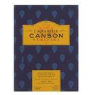 Альбом для акварели хлопок холодное прессование С4 230*310 мм Canson Heritage 300 г/м2 12 листов Фин, склейка 100720016