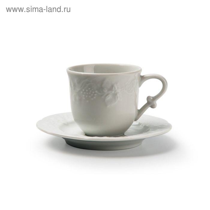 Кофейная пара, форма Vendanges, декор: Vendanges,100 мл