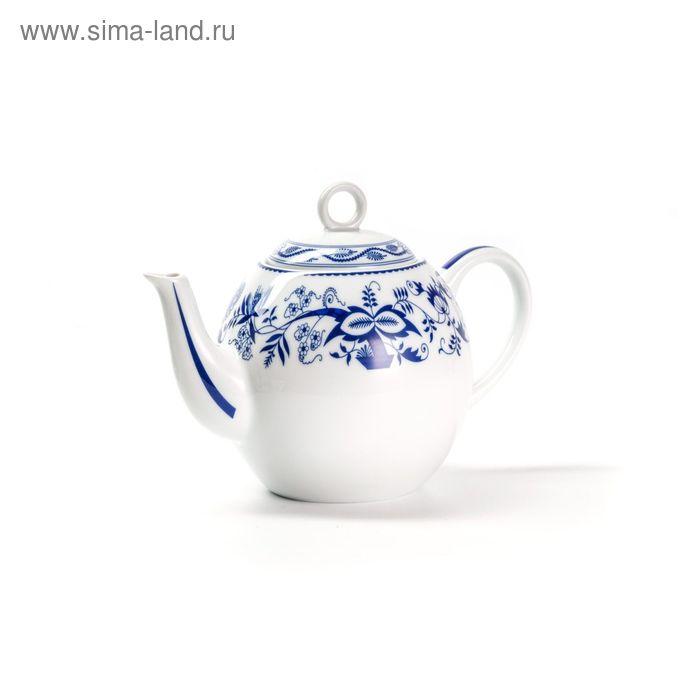 Чайник, декор: Ognion bleu, 1 л