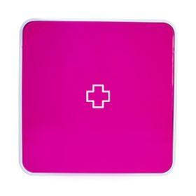 Ящик для лекарств, цвет розовый