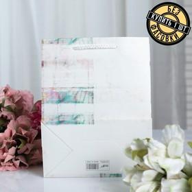 The package laminated Millefiori beads, luxury, 18 x 10 x 23 cm