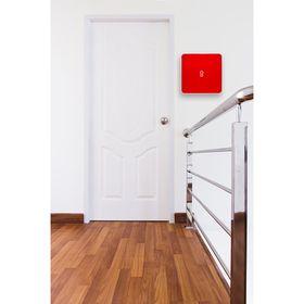 Ящик для ключей Byline, цвет красный