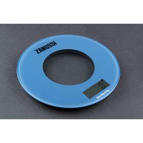Весы кухонные Bologna, электронные, до 5 кг, синие