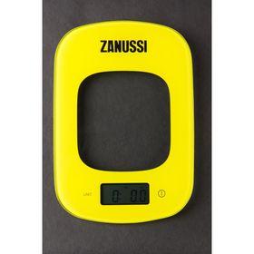 Весы кухонные Venezia, электронные, до 5 кг, жёлтые