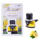 Ароматизатор Pure Breath SAPFIRE, лимон
