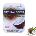 Ароматизатор Natural Scent SAPFIRE, кокос