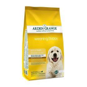 Сухой корм Arden Grange для щенков, 2 кг.