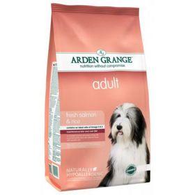 Сухой корм Arden Grange для взрослых собак, лосось/рис, 12 кг.