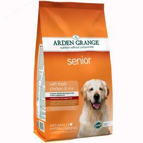 Сухой корм Arden Grange для собак преклонного возраста, 12 кг.