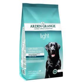 Сухой корм Arden Grange для взрослых собак, диетический, 12 кг.