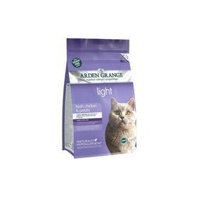 Сухой корм Arden Grange для взрослых кошек, диетический, беззерновой, 0,4 кг