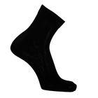 Носки мужские М-10, цвет чёрный, р-р 25