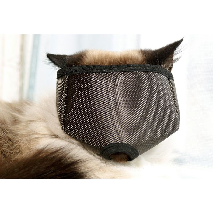 Намордник для кошек OSSO, L (животное более 4 кг), микс цветов