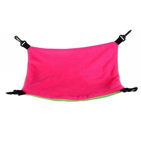 Гамак для хорьков OSSO из флиса большой, 43 х 33 см, микс цветов