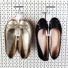 Вешалка для обуви L=21.3, (фасовка 10 шт), цвет прозрачный Ош